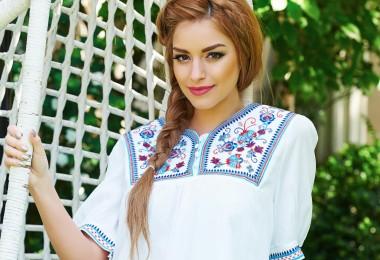 Bluze tip ie traditionala