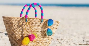 geanta de plaja