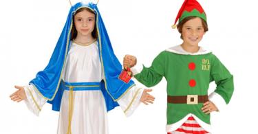 costume serbare craciun copii