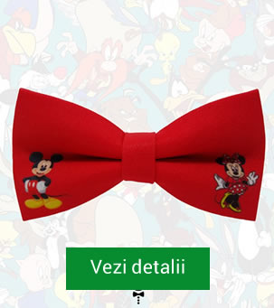 Papion cu Mickey Mouse