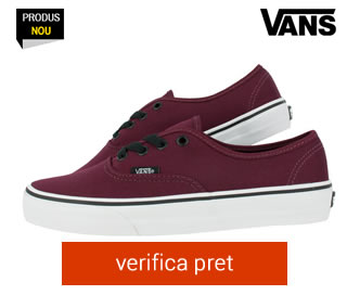 Tenisi Vans Authentic marsala