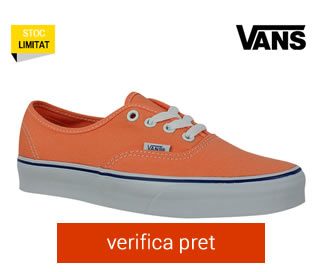 Tenisi Vans Authentic portocalii