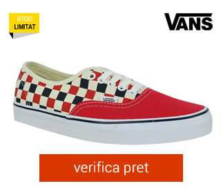 Tenisi Vans Authentic rosii