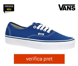 Tenisi albastrii Vans Authentic