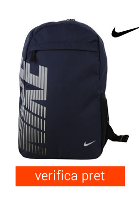 ghiozdan Nike bleumarin de baieri si fete