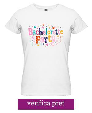 tricou pentru burlacite party ideaplaza