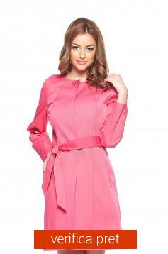 trenci de dama roz