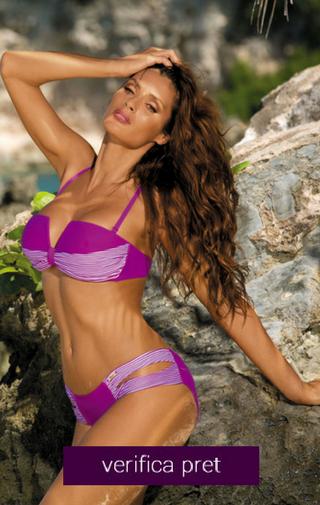 Costum de baie Marko Demi violet