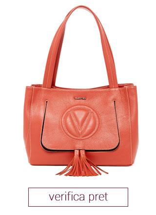 geanta Valentino By Mario Valentino Estelle Dollaro Shoulder Bag