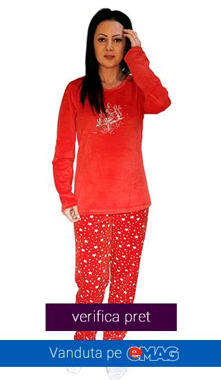 pijama-de-dama-iarna-groasa
