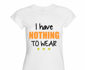 tricou-nothing