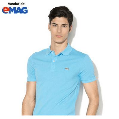 tricouri lacoste original albastru